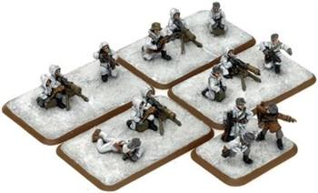 Jääkari Machine-gun Platoon (Winter)