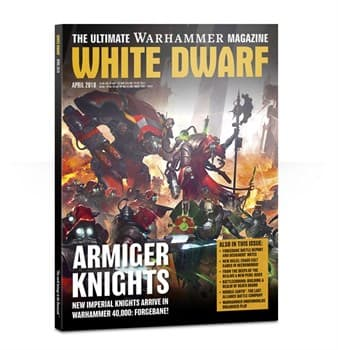 White Dwarf April 2018 (English)