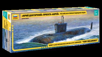 """АПЛ """"Юрий Долгорукий"""""""
