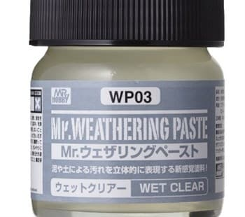 (!) Краска 40мл MR.WEATHERING COLOR WP03