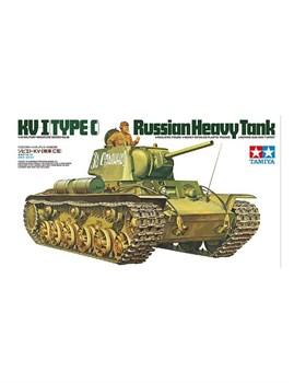 1/35 Советский тяжелый танк КВ-1, с одной фигурой танкиста. Ограниченный выпуск!!!