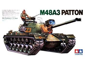 Амер.тяжелый танк M48A3 Patton, 1 фигура