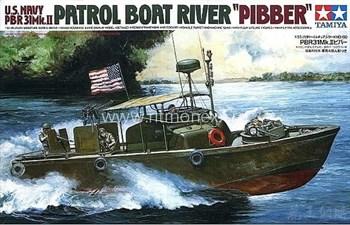 Американский водометный патрульный катер PBR31MkII PIBBER