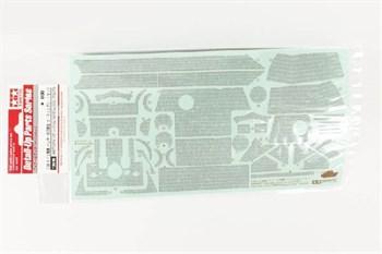 Набор наклеек имитирующих циммерит для модели 35170 Panther Type G (ранняя версия)