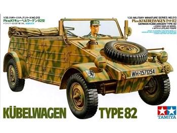 автомобиль Kubelwagen Type 82