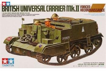Английская универсальная машина пехоты на гусеничном ходу Mk.II с 5 фигурами
