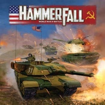 Hammerfall Starter Set (3x T-64, 2 x M1 Abrams) - ENGLISH