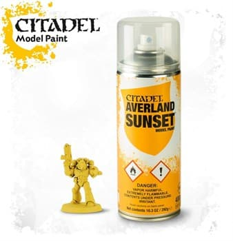 (!) Averland Sunset Spray