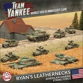 Ryan's Leathernecks - Army Deal (Plastic)