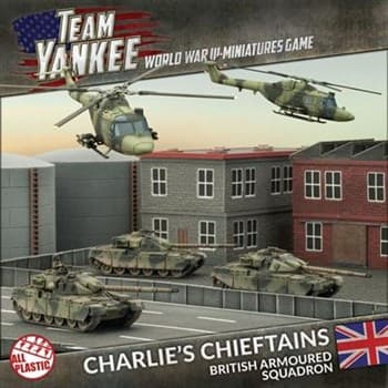 Charlie's Chieftains (Plastic Army Deal) - 2017