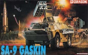 Боевая Машина Sa-9 Gaskin