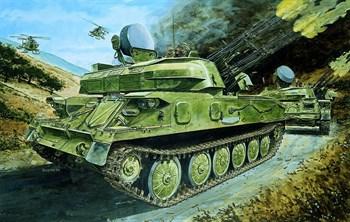 Зенитная Установка Zsu-23 Shilka