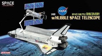 Шатл Discovery+Телескоп Hubble