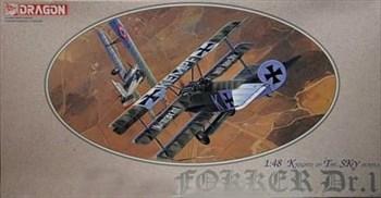 Самолет Fokker Dr.I