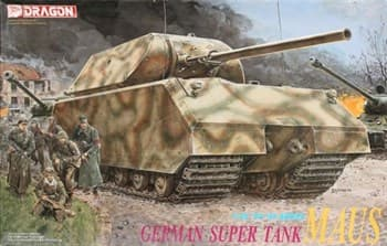 Танк Super Tank Maus