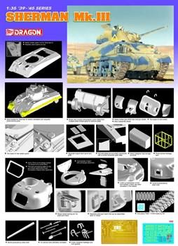 Танк Sherman Mk.Iii