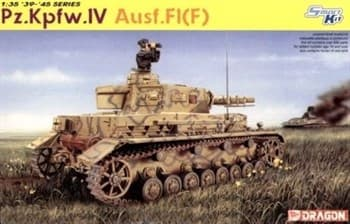 1/35 Pz.Kpfw.IV Ausf.F1(F)