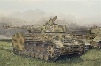 Танк Pziv Ausf.G Май-Апрель 43