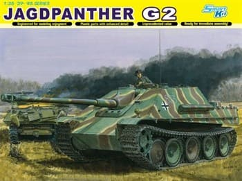 1/35 Самоходка Jagdpanther Ausf.G2