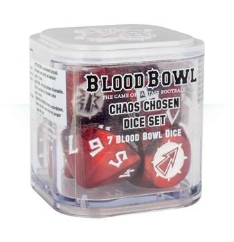 Blood Bowl Chaos Chosen Dice