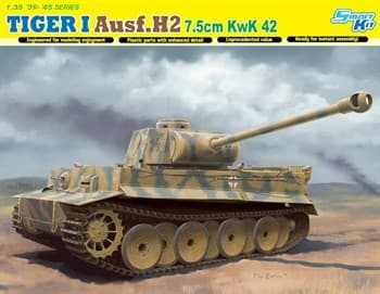 Танк Tiger I Ausf.H2