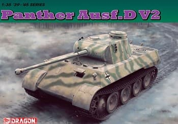 Танк Panther Ausf.D V2