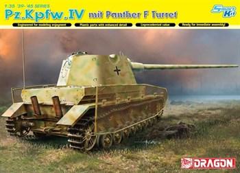 Танк Pz.Kpfw.Iv Mit Panther С Башней F