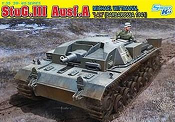 Немецкая Сау Stug.Iii Ausf.A, Michael Wittman