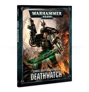 Codex: Deathwatch (hardback) (eng)