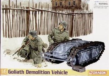 Танк Goliath Demolition Vehicle