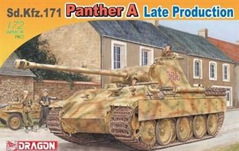 Танк Panther Ausf.A Поздний