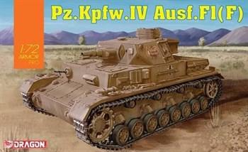 1/72 Танк Pz.Kpfw.Ivausf.F1