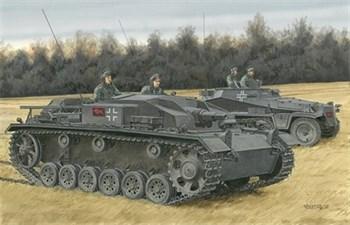 1/72 Самоходка Stug.Ill Ausf.E