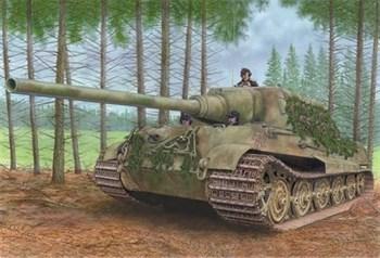 1/72 Самоходка Jagdtiger Хеншель