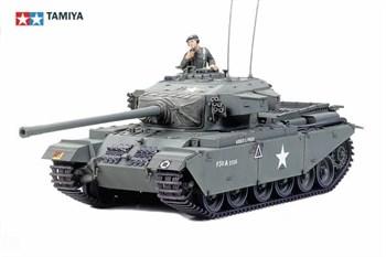 1/35 Английский танк Centurion Mk.III с одной фигурой