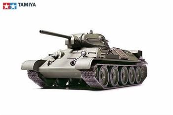 1/48 Советский танк Т-34/76 (1941г), 4 вар-та декалей.