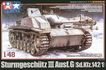 1/48 Самоходное орудие Sturmgeschutz III Ausf.G