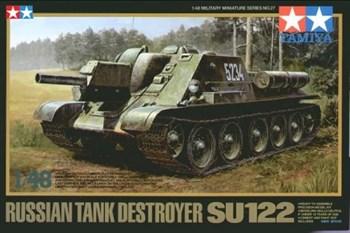 1/48 Советская СУ-122