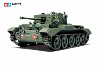 1/48 Англ.танк Cromwell Mk.IV, металлич.шасси, 3 вар-та декалей