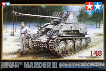 1/48 Нем. самоходка Marder III