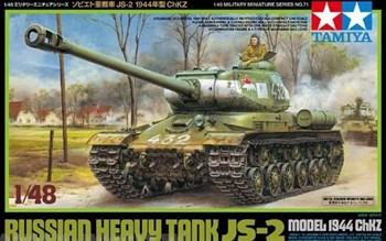 1/48 Советский танк ИС-2 модель 1944г.