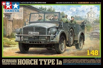 1/48 Немецкий автомобиль Horch 1A