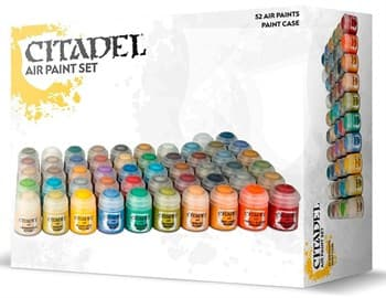 Citadel Air Paint Set (2017)