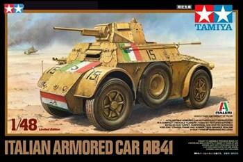 1/48 Итальянский бронеавтомобиль AB41