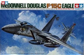 1/48 McDonnell Douglas F-15C Eagle