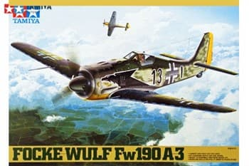1/48 Focke-Wulf Fw190 A-3