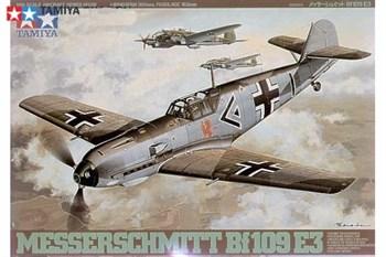 1/48 Messerschmitt Bf109 E-3