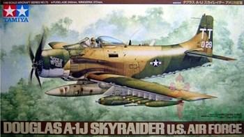 1/48 Douglas A-1J Skyraider U.S. Air Force