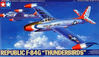1/48 Republic F-84G Thunderbirds
