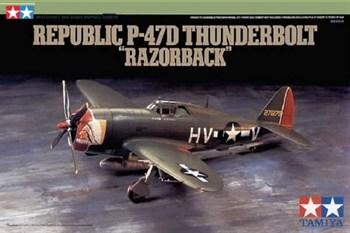 "1/48 P-47D Thunderbolt ""Razorback"""